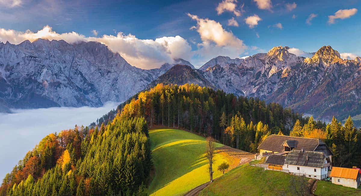 5 FACTS THAT WILL MAKE YOU PUT SLOVENIA ON YOUR BUCKET LIST | hostelskills